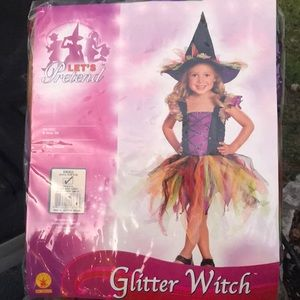 Halloween Costume - Glitter Witch